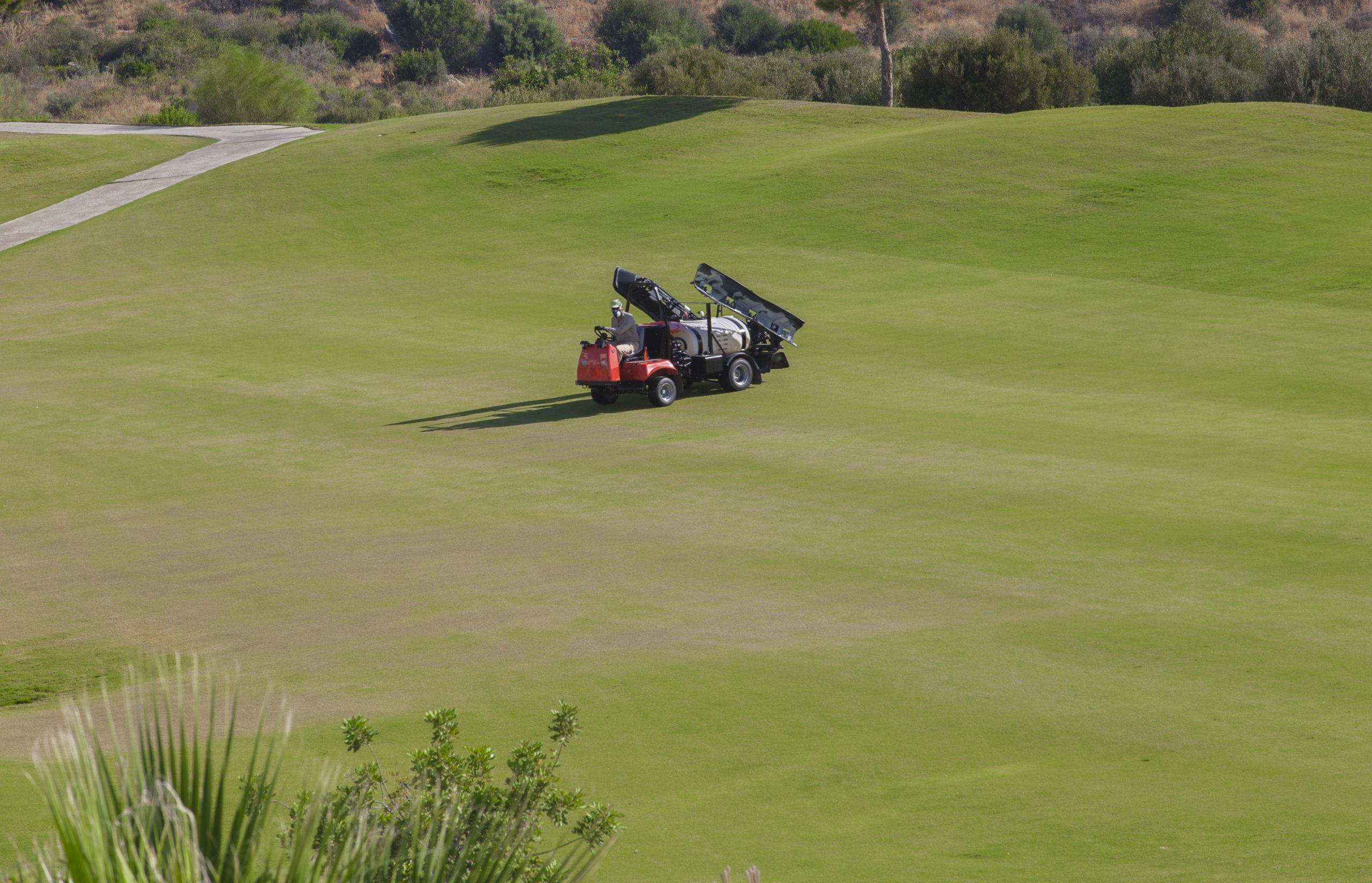 Used Golf Course Equipment & Used Turf Equipment
