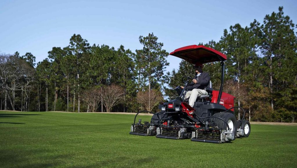 Your Best Source for Used Golf Course Turf Equipment for Sale is Wesco Turf